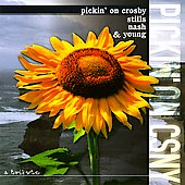 Pickin' On: Pickin' on Crosby, Stills, Nash & Young