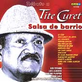 Various Artists: Tributo a Tite Curet: Salsa de Barrio