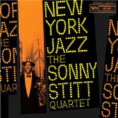 Sonny Stitt: New York Jazz