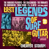 Various Artists: Lost Legends of Surf Guitar, Vol. 3