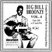 Big Bill Broonzy: Complete Recorded Works, Vol. 4 (1935-1936)