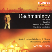 Classics - Rachmaninov: The Bells, etc / Järvi, et al