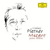 Mozart: Piano Sonatas, K 330, 332, etc / Mikhail Pletnev