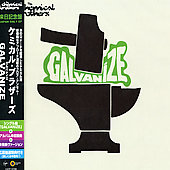 The Chemical Brothers: Galvanise (Japan Only EP) [Single]