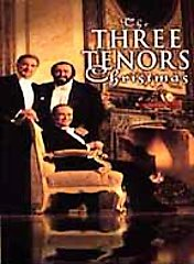 Carreras/Domingo/Pavarotti / The Three Tenors Christmas [DVD]