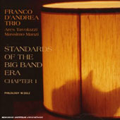 Franco D'Andrea: Standards of the Big Band Era, Vol. 1