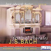 Bach: Festival Chorales / Lynn Edwards Butler