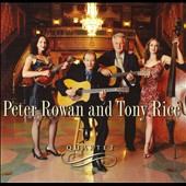 Peter Rowan: Quartet