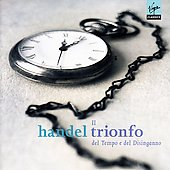 Handel: Il Trionfo del Tempo / Ha&#239;m, Dessay, et al