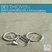 Beethoven: Piano Concerto no 3 / Rische, Bosch, et al
