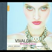 Vivaldi Edition - Orlando furioso [Highlights], etc / Spinosi, Ensemble Matheus, et al