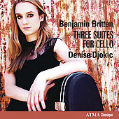 Britten: Cello Suites / Denise Djokic