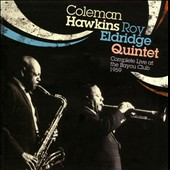 Coleman Hawkins: Complete Live at the Bayou Club 1959