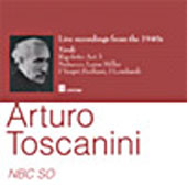 Live Recordings from the 1940s / Toscanini, NBC SO