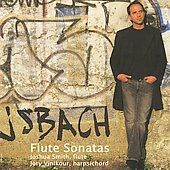 Bach: Flute Sonatas / Joshua Smith