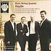 Haydn: String Quartets / Doric String Quartet