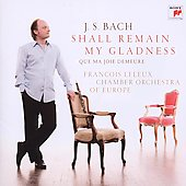 Bach: Shall Remain My Gladness