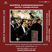 Rarities: Chamber Musical - R. Strauss, F. Strauss