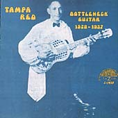 Tampa Red: Bottleneck Guitar 1928-1937