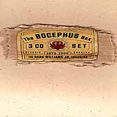 Hank Williams, Jr.: The Bocephus Box [Curb] [Box]