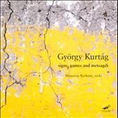 György Kurtág: Sings, Games and Messages