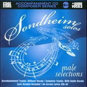 Karaoke: Karaoke: Sondheim Solos Male Selections