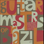 Various Artists: Guitar Masters Of Brazil