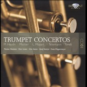 M. Haydn, Molter, L. Mozart, Telemann, Torelli: Trumpet Concertos