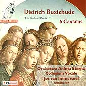 Buxtehude: 6 Cantatas / Jos van Immerseel, Anima Eterna