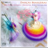 Dancas Brasileiras / Levy, Nepomuceno, Villa-Lobos, Spso