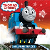 Various Artists: Thomas & Friends: All Star Tracks [Digipak]