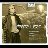Liszt: Hunnenschlacht, Hungaria, Mazeppa / Martin Haselbock