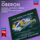 Weber: Oberon / Kaufmann, Martinpelto, Davislim