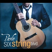 Pavlo: Six String Blvd [Digipak] *