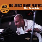 James Taylor Quartet (Organ/Keys)/James Taylor (Organ/Keys): The  Template [Digipak]