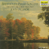Beethoven: Piano Sonatas Vol IV / John O'Conor