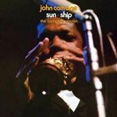 John Coltrane: Sun Ship: The Complete Session