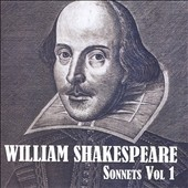 Poetry Series: William Shakespeare Sonnets, Vol. 1
