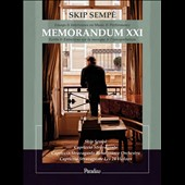 Memorandum XXI - Essays & Interviews on Music & Performance / Skip Sempe