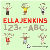 Ella Jenkins: 123s and ABCs