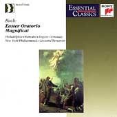 Bach: Easter Oratorio, Magnificat / Ormandy, Bernstein