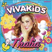 Thalía: Viva Kids, Vol. 1