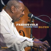 Freddy Cole: Singing the Blues