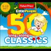 Little People (Children's): 50 Sing-Along Classics [Digipak]