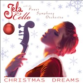 Jela Cello: Christmas Dreams [Digipak]
