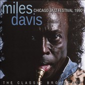 Miles Davis: Chicago Jazz Festival 1990