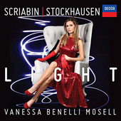 'Light' - Scriabin: 24 Preludes, Op. 11; 3 Pieces, Op. 2; Etude, Op. 8/12; Stockhausen: Klavierstuck XII: Examination from 'Thursday from Light