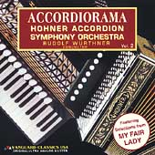 Accordiorama Vol 2 / Hohner Accordion Symphony Orchestra