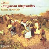 Liszt: Complete Piano Music Vol 57 - Hungarian Rhapsodies