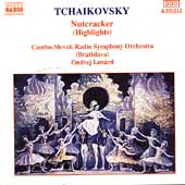 Tchaikovsky: Nutcracker - Highlights / Ondrej Len&aacute;rd